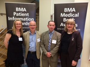 BMA photo - four authors